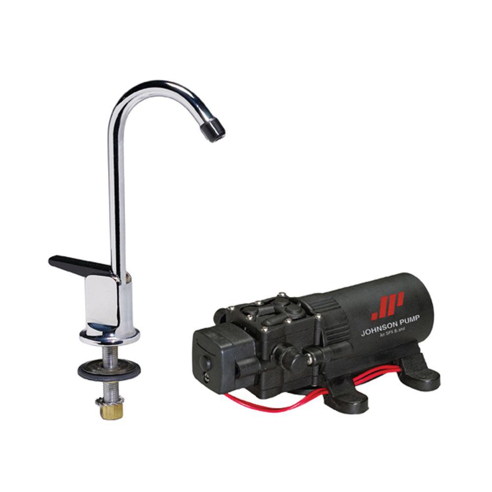 12-Volt 1.1 WPS/Faucet Comb