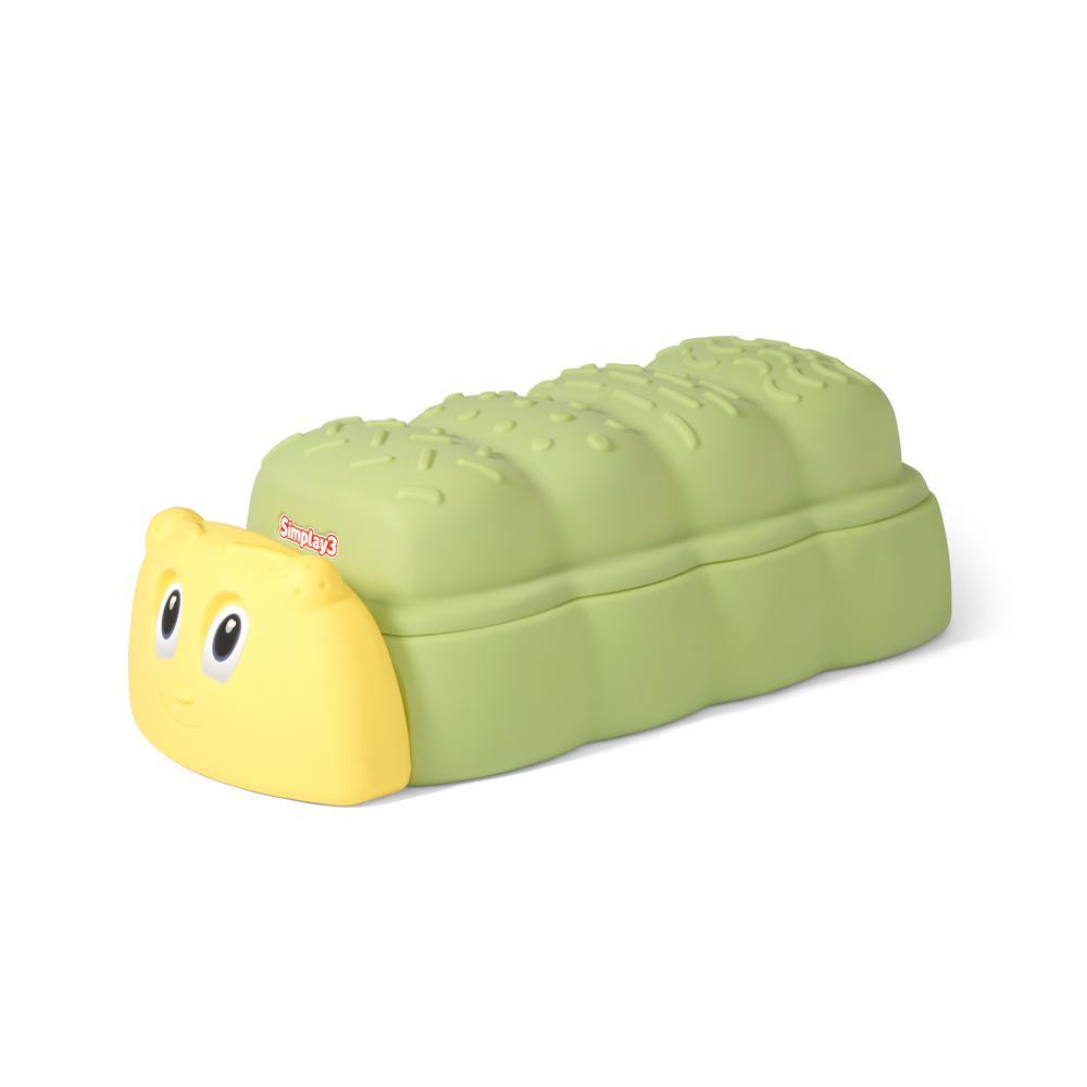 Caterpillar Sandbox