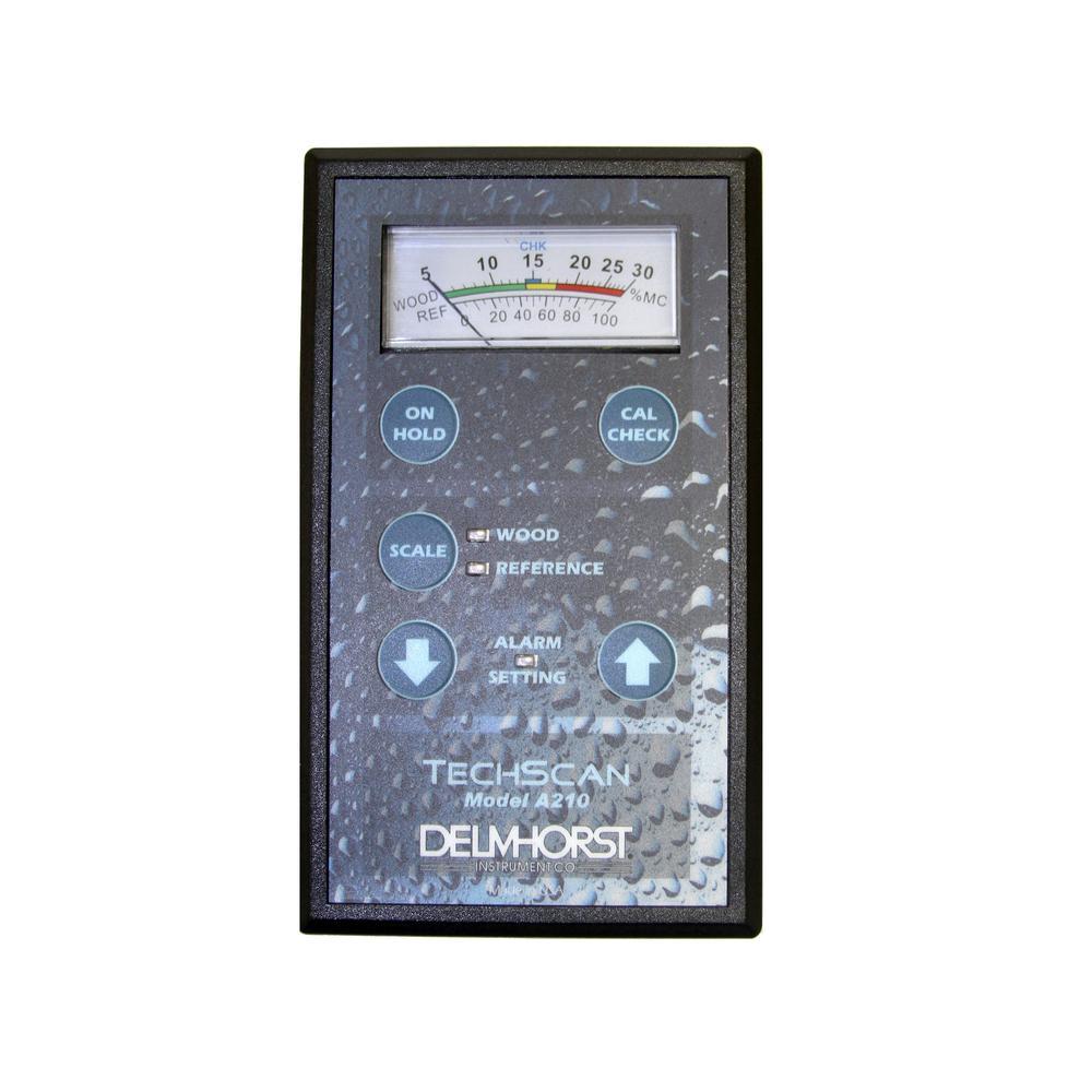 TechScan Pinless Moisture Meter