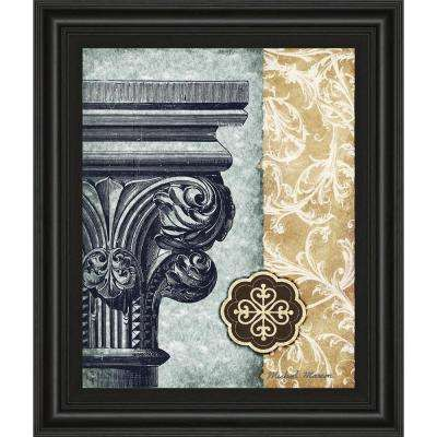 """22 in. x 26 in. """"Romanesque II"""" by Michael Marcon Framed Printed Wall Art"""