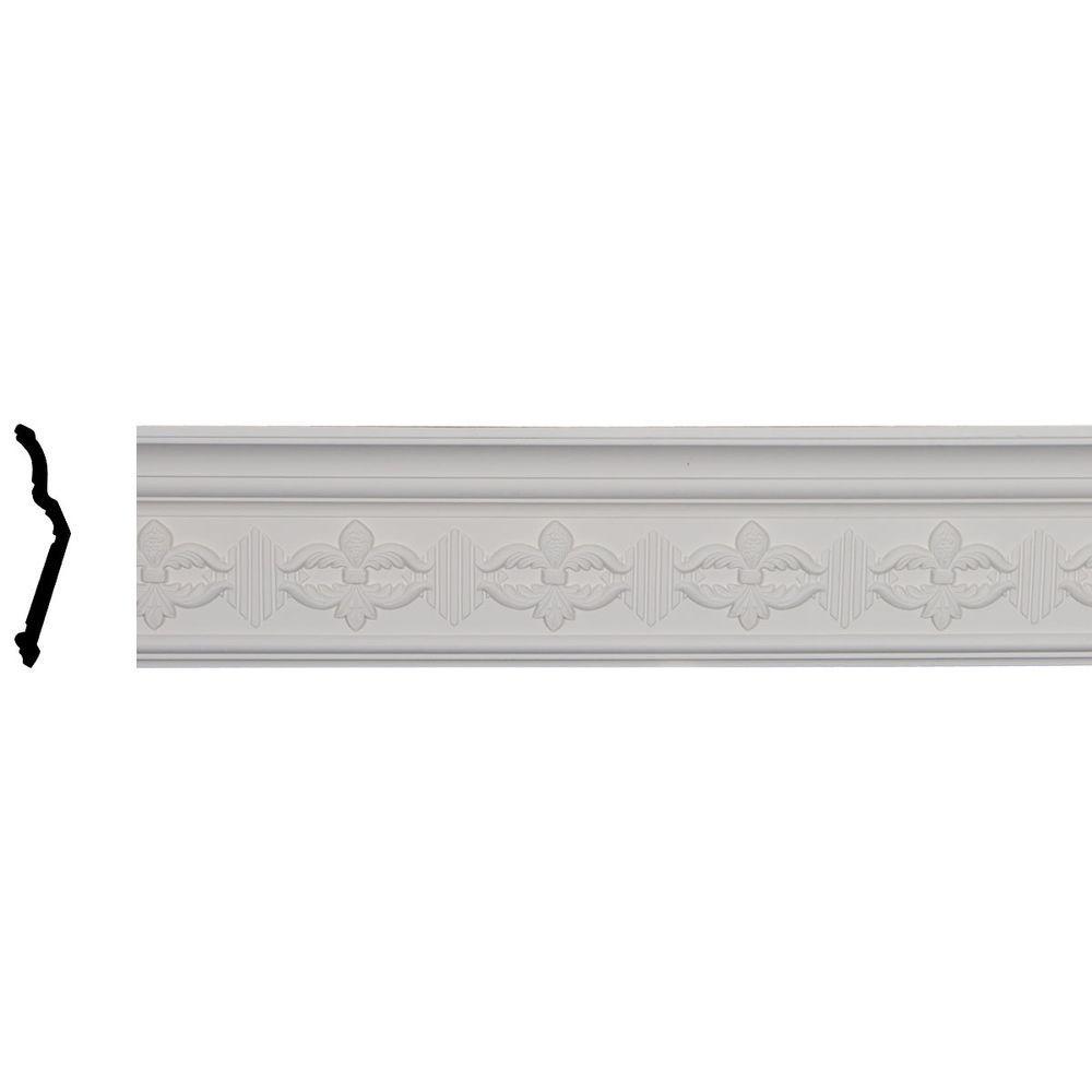 Ekena Millwork MOC05X06TI  5 1//8-Inch P x 6 7//8-Inch H Outside Corner for Molding MLD06X05X08TI