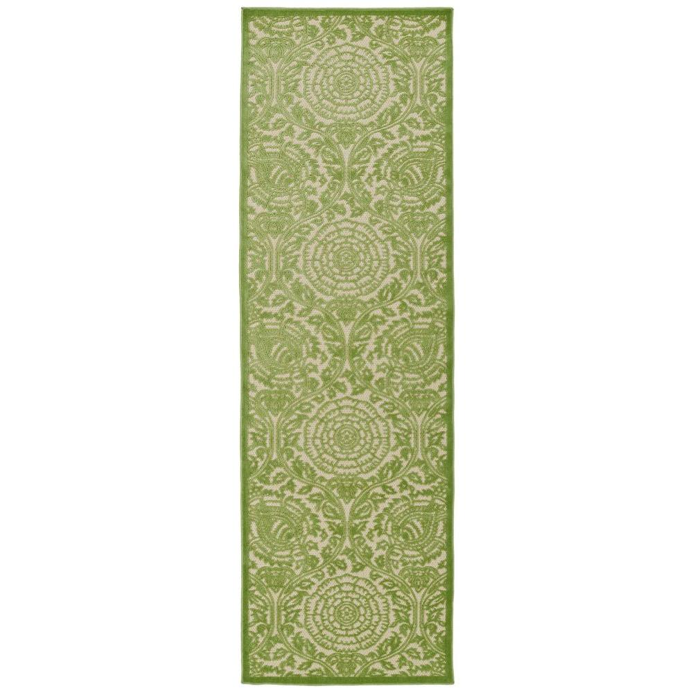 Five Seasons Green 2 ft. 6 in. x 7 ft. 10