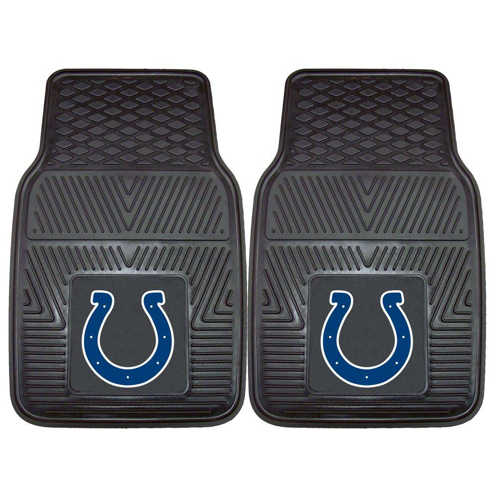 FANMATS Indianapolis Colts 18 In X 27 In 2 Piece Heavy