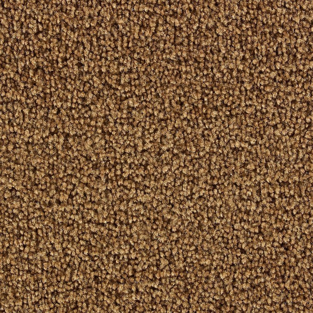 Martha Stewart Living Brycemoor Nutmeg - 6 in. x 9 in. Take Home Carpet Sample-DISCONTINUED