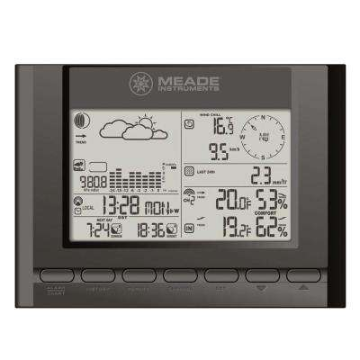 Professional Weather Station with 328 ft. Sensor
