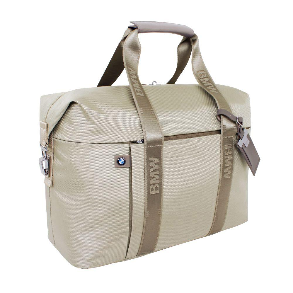 18 in. Champagne Carry-All Duffel