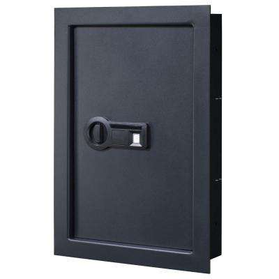 Wall Safe with Biometric Lock