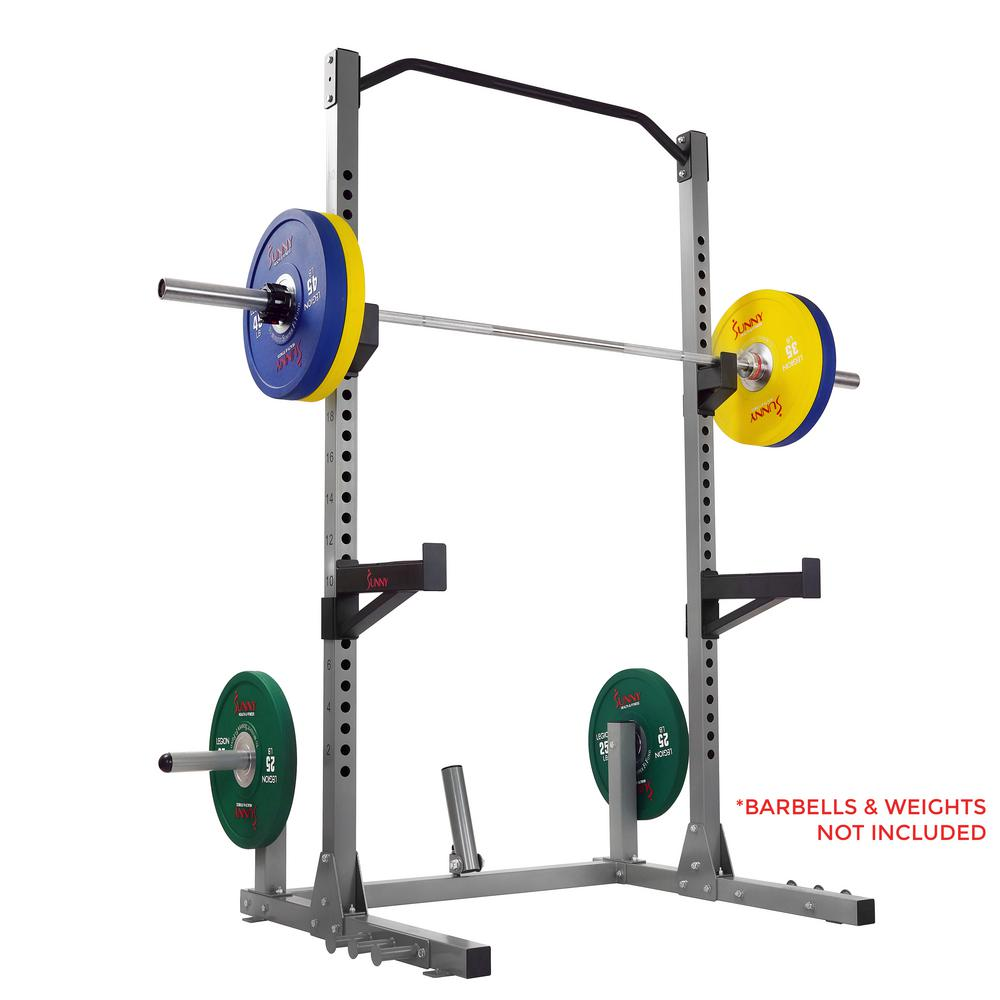 6fab91a7b75 Sunny Health   Fitness Sunny Health and Fitness Power and Squat Rack ...
