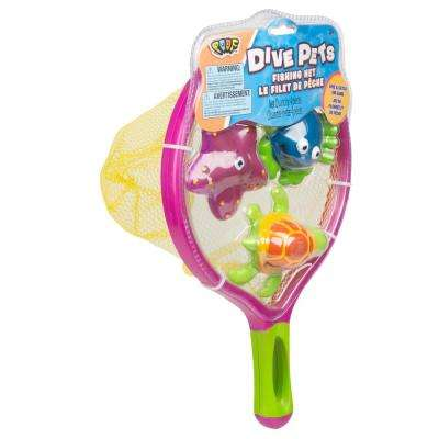 Pool Toys Dive Pets Fishing Net