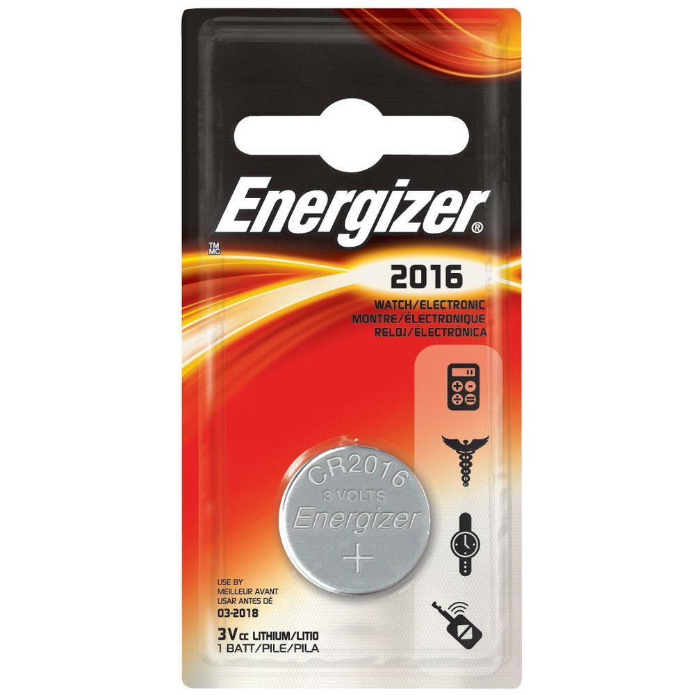 3-Volt Lithium Battery