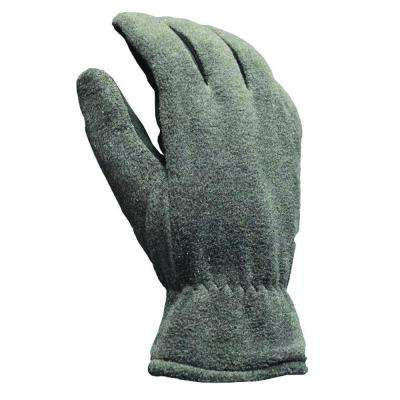 Winter Deerskin Leather Palm X-Large 40g Thinsulate Gloves