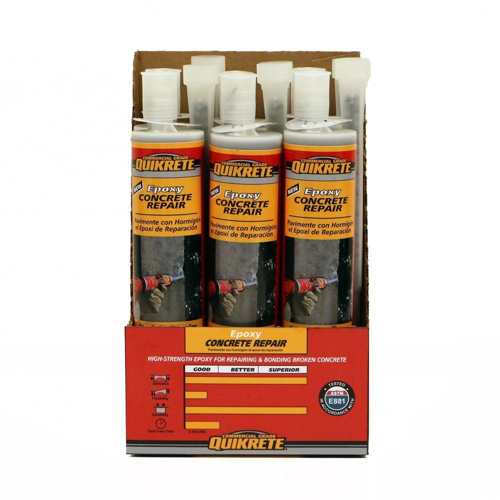 Quikrete 8 6 Oz Epoxy Concrete Repair