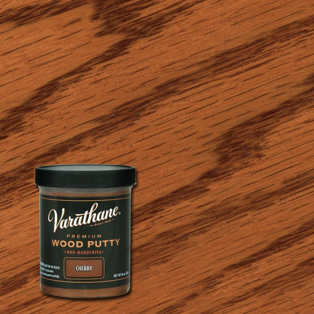 16 oz. Cherry Wood Putty (Case of 4)
