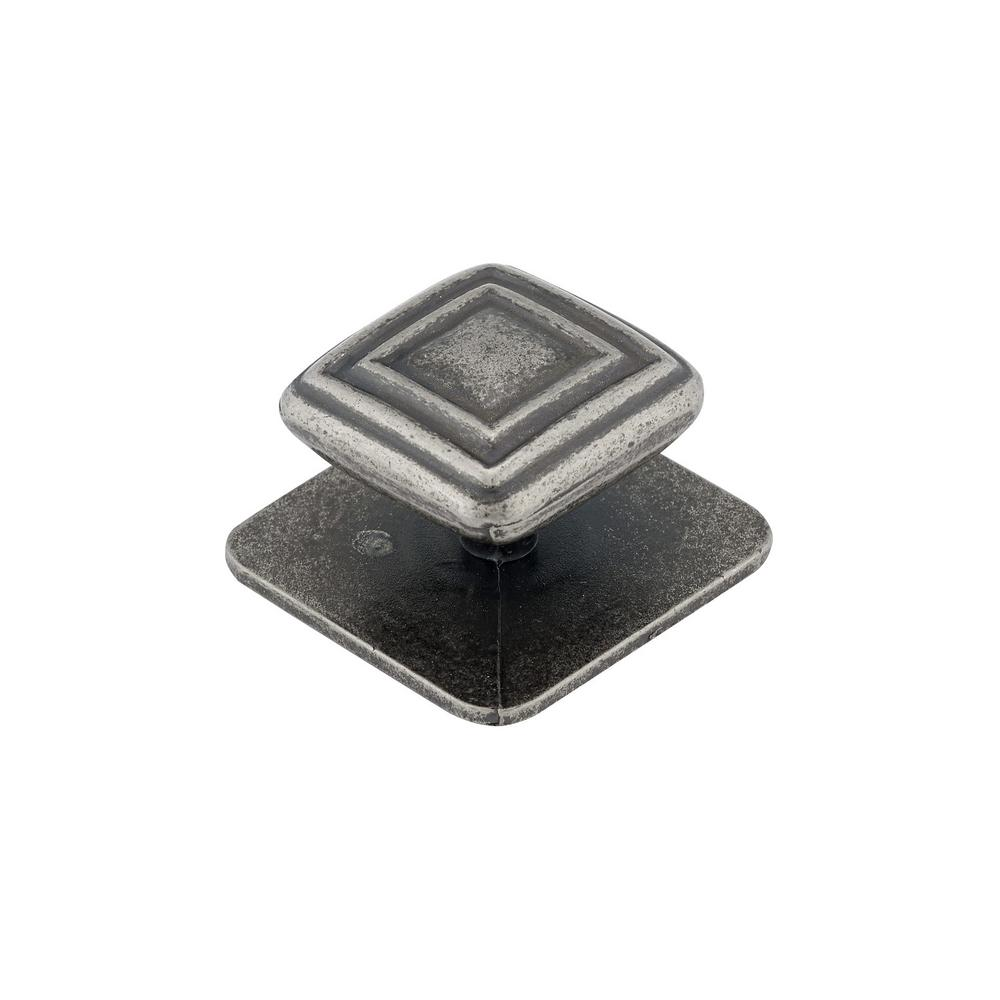 Richelieu Hardware Transitional 1 25/32 In. (45 Mm) Western Pewter
