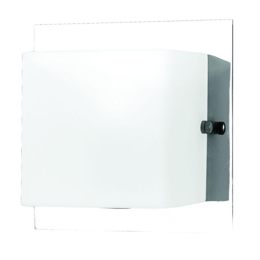 Eurofase Talo Collection 1-Light Chrome Wall Sconce