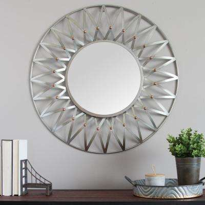 Nikki Metal Wall Mirror