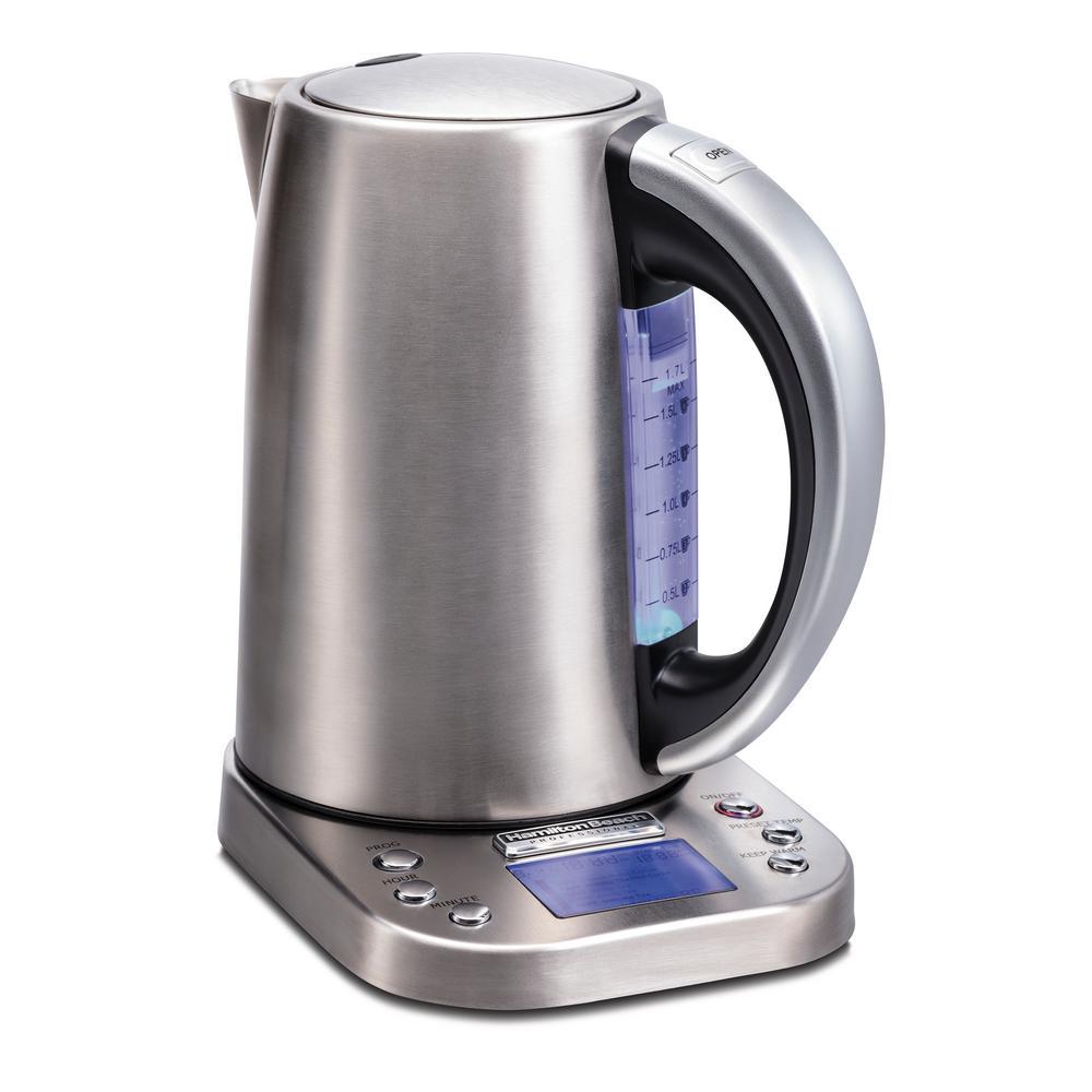 Professional 1.7 l Stainless Steel Tea Kettle