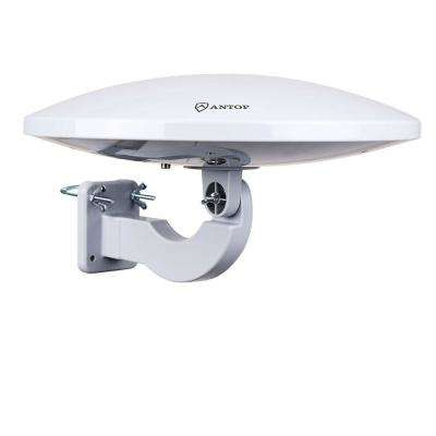 Pro Line UFO Smartpass Amplified Outdoor/Indoor HDTV Antenna with Built-In 4G LTE Filter