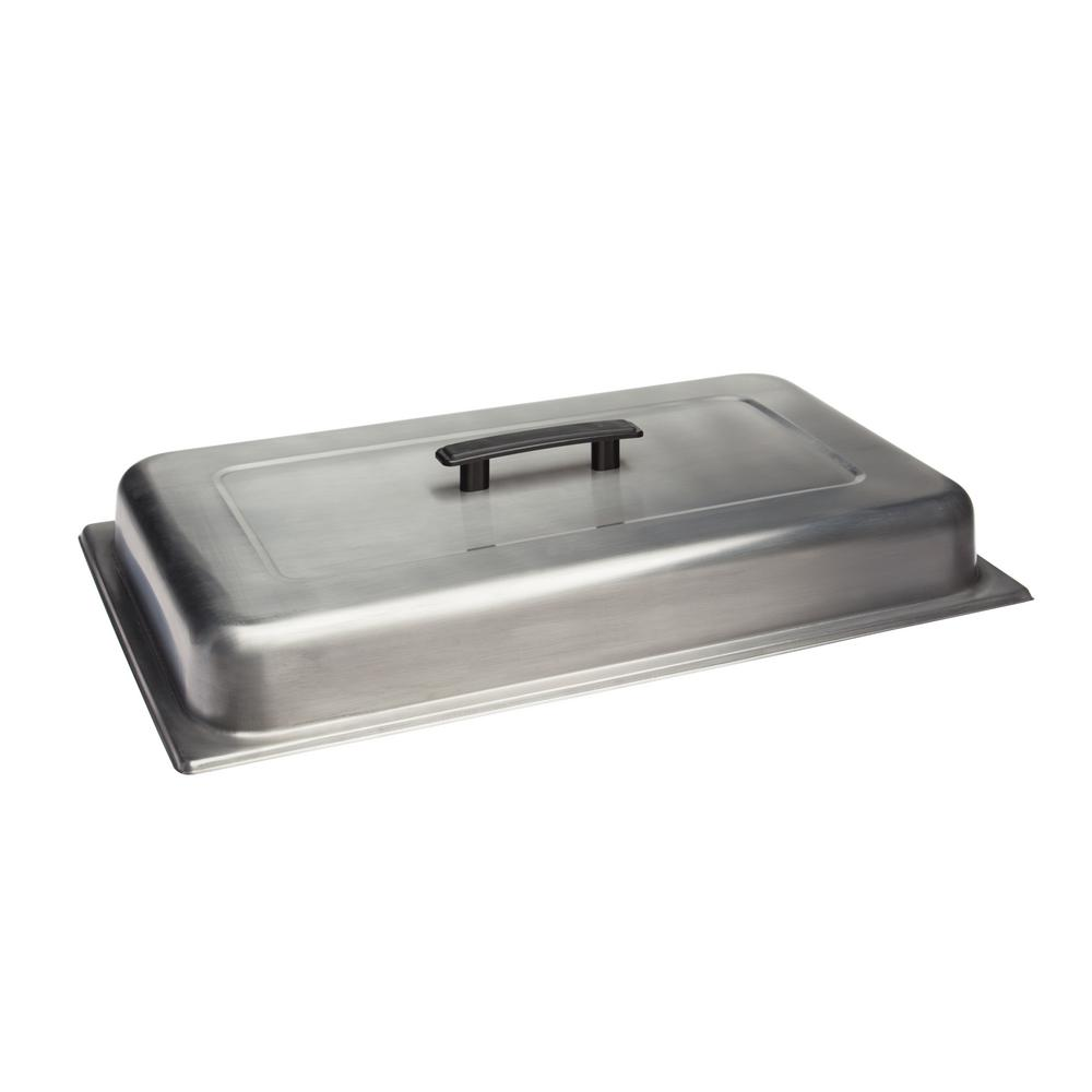 Chafing Dish Lid, Stainless Color