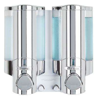 Aviva Soap Dispenser in Chrome