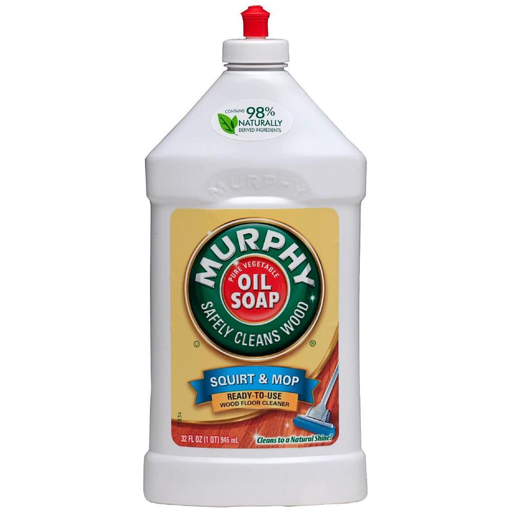 32 oz. Just Squirt and Mop Wood Floor Cleaner