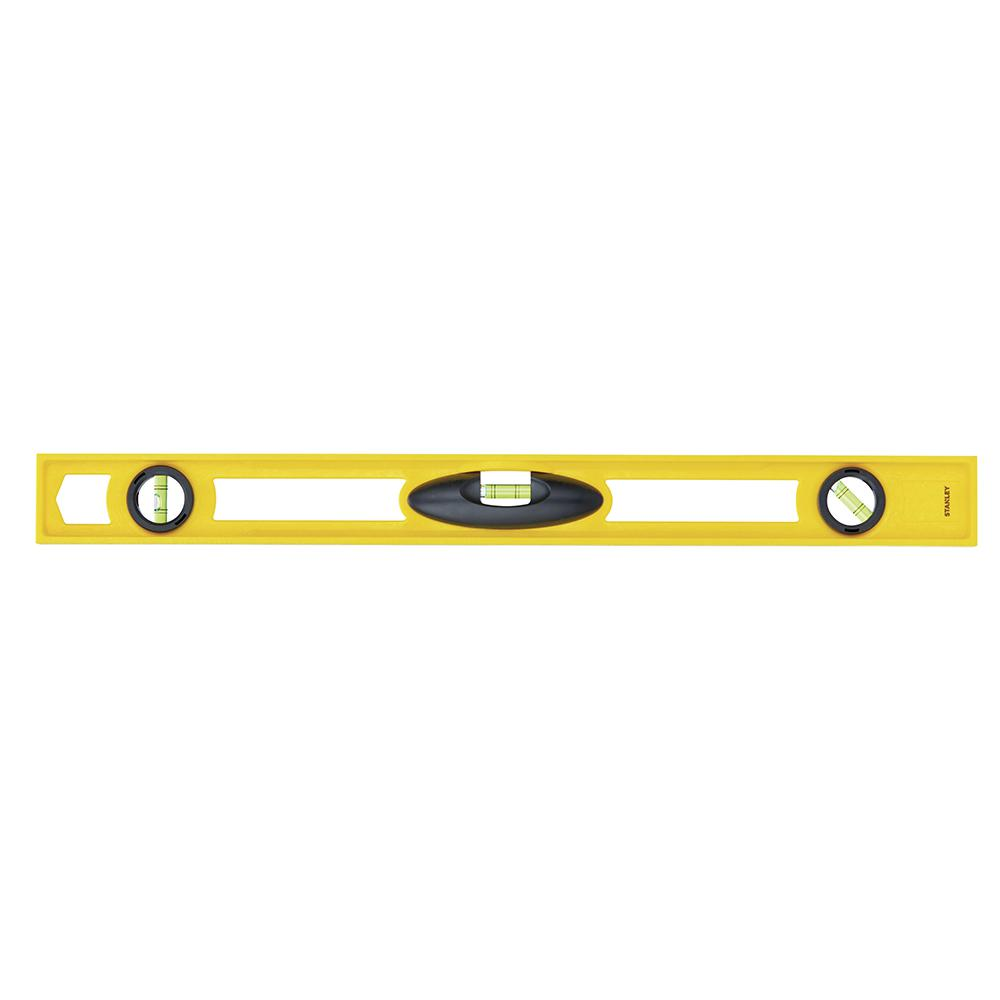 Stanley 24 in. Non-Magnetic High Impact ABS Level