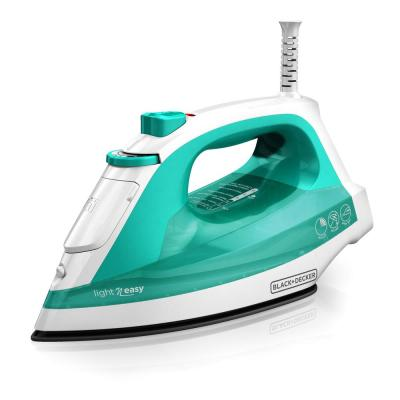 Light 'N Easy Compact Steam Iron, Teal
