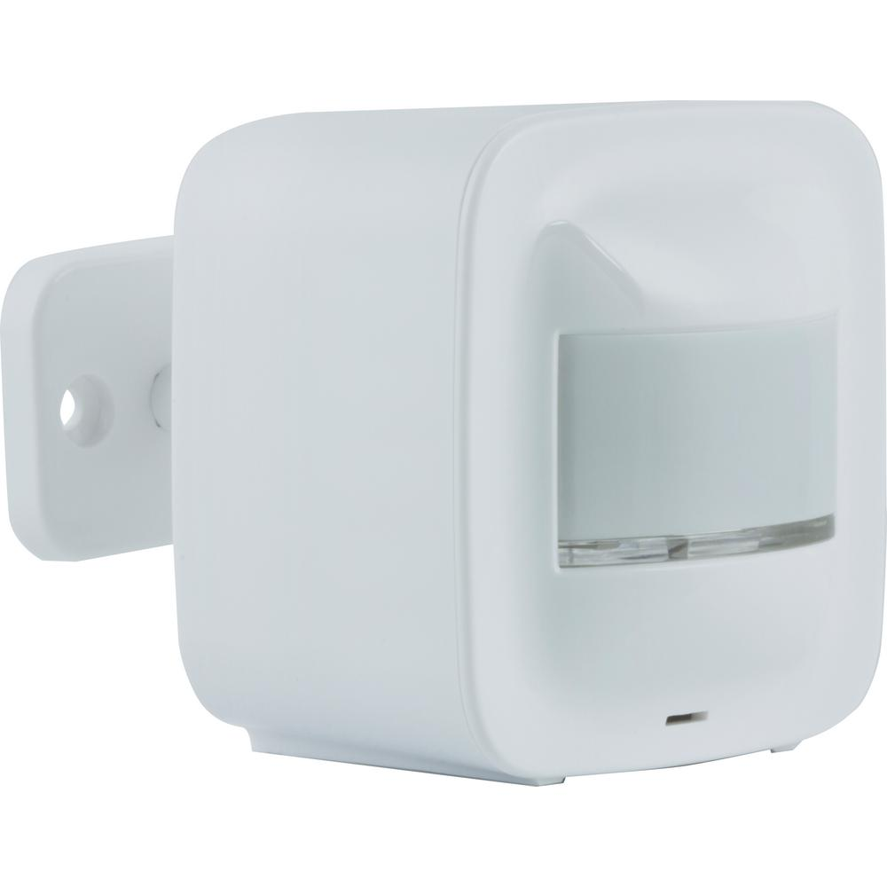 Ge Z Wave Plus Portable Smart Motion Sensor 34193 The Home Depot Ac Magnetic Field Detector Electronic Idea