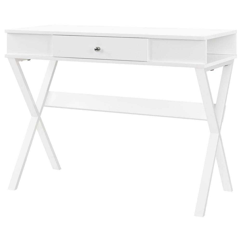 with the desk white its classic refined is on a contemporary take campaign watkins pin