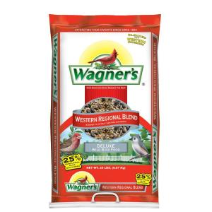 Wagner's 20 lb. Western Regional Blend Wild Bird Food by Wagner's