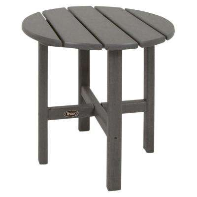 Cape Cod 18 in. Stepping Stone Round Patio Side Table