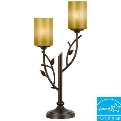 27.5 in. Hana Iron Table Lamp