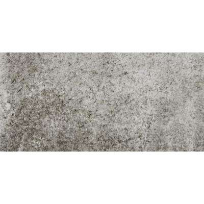 Newberry Grafite 3.94 in. x 7.87 in. Porcelain Floor and Wall Tile (7.31 sq. ft. / case)