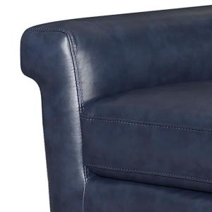Brilliant Ac Pacific Camden 3 Piece Dark Blue Modern Style Leather Forskolin Free Trial Chair Design Images Forskolin Free Trialorg