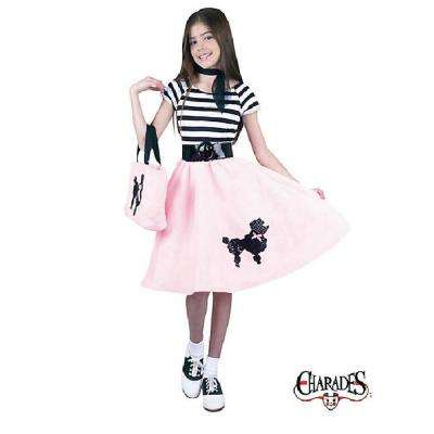 Poodle Skirt Child Costume
