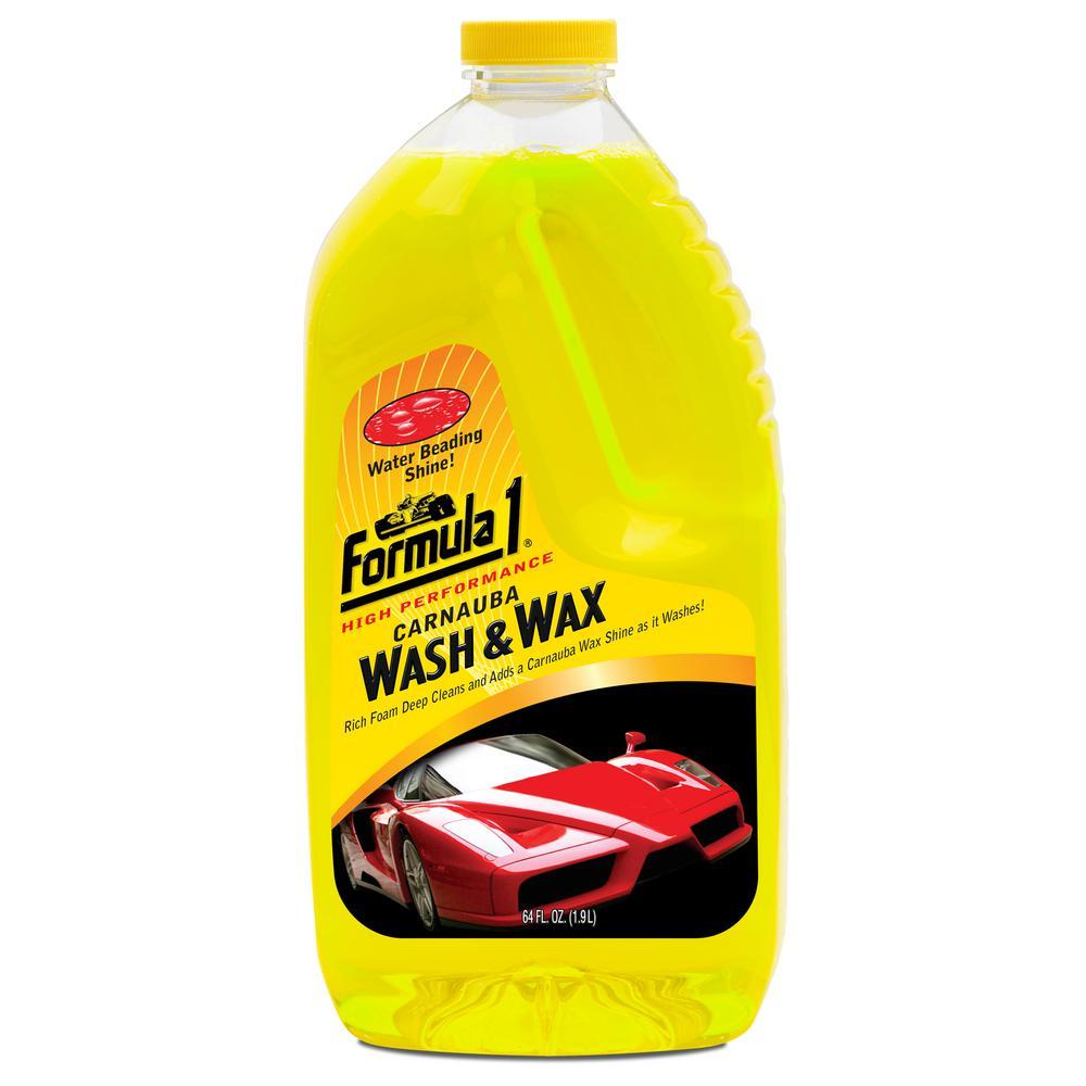 64 oz. Wash and Wax