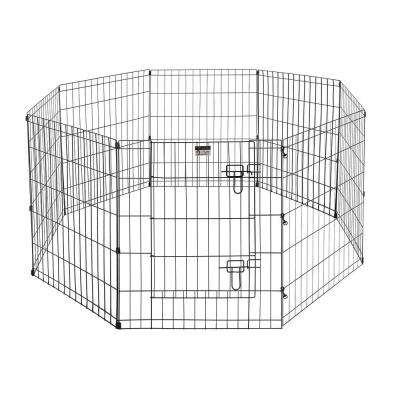 24 in. x 30 in. High Panel Pet Playpen