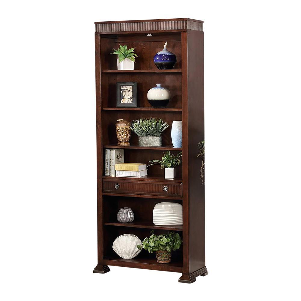 Highland Park Merlot Standard Bookcase