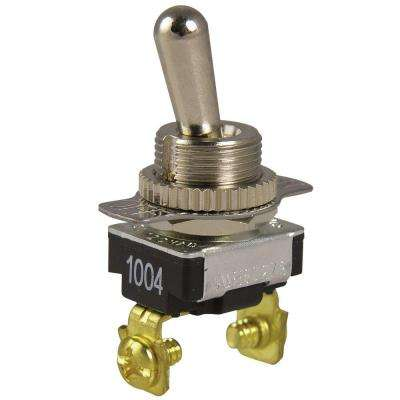 Single-Pole Medium Duty Toggle Switch