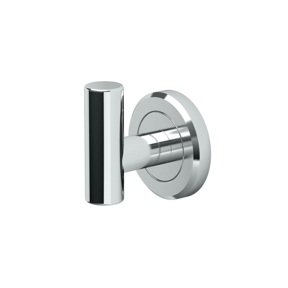 Latitude II Single Robe Hook in Polished Chrome