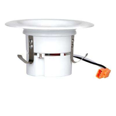 White Dimmable Retrofit Downlight