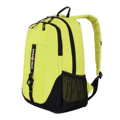 18 in. Green Backpack
