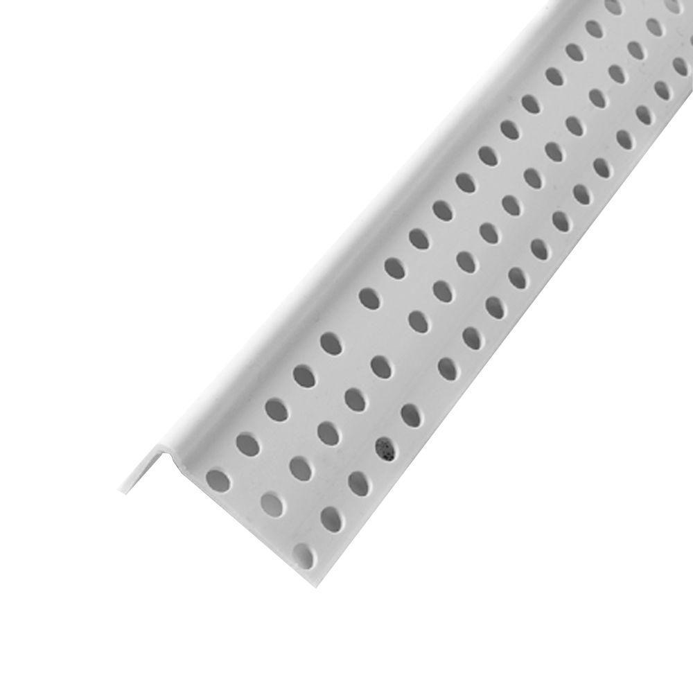 Clark-Dietrich 10 ft. PVC L-Mould Corner Bead