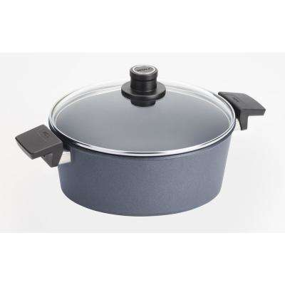5.8 Qt. Non-stick Covered Casserole in Cast Aluminum