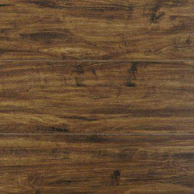 Hand Scraped Beckinsale Maple 12 mm Thick x 6-7/16 in. Wide x 47-3/4 in. Length Laminate Flooring (17.08 sq. ft. / case)