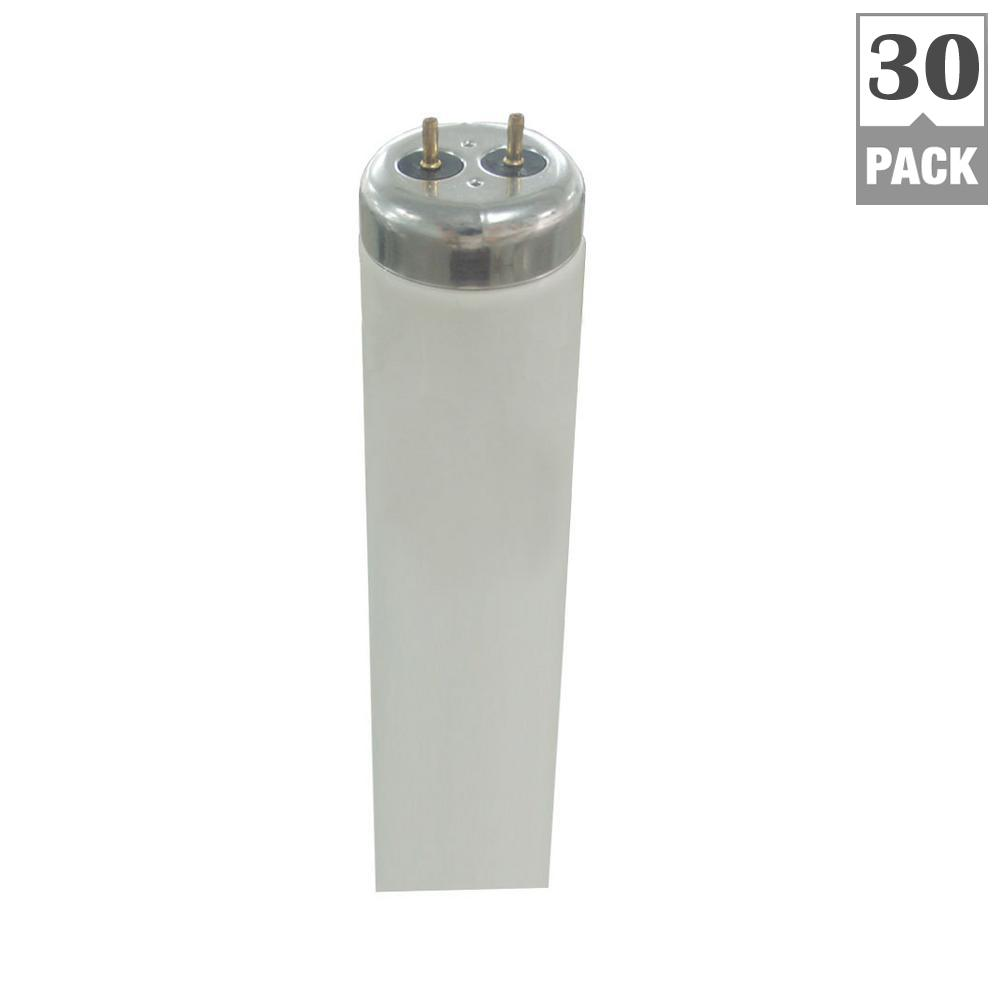 Commercial Lighting Bulbs: Commercial Electric 40-Watt T12 Linear Fluorescent Light