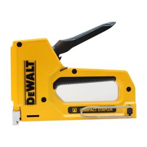 Heavy-Duty Compact Staple Gun
