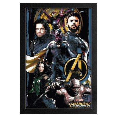 Avenger -Infinity War- Group 11x17 Framed Print