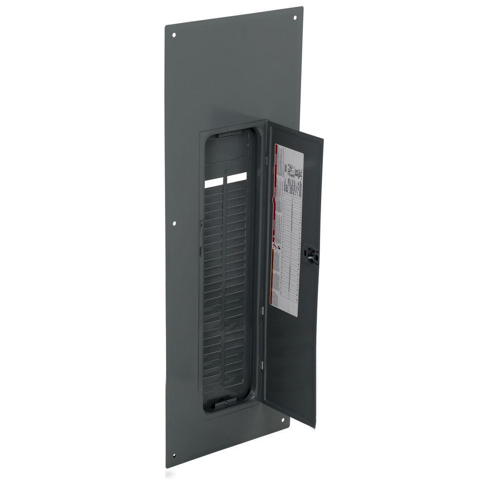 Square D QO 54-Space Load Center Flush Cover