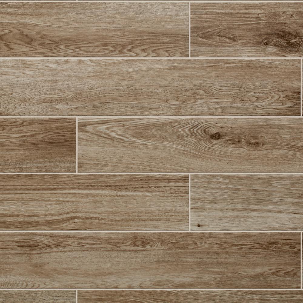 Wood Look Tile Flooring The Home Depot